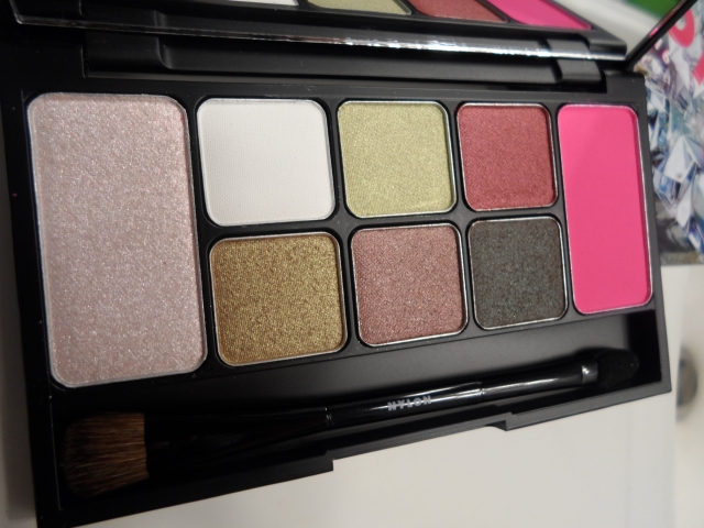 nylon xo memebox sweet 16 palette