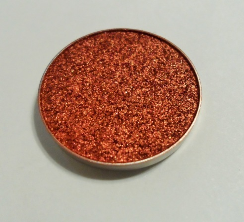 makeup geek flame thrower foiled eyeshadow