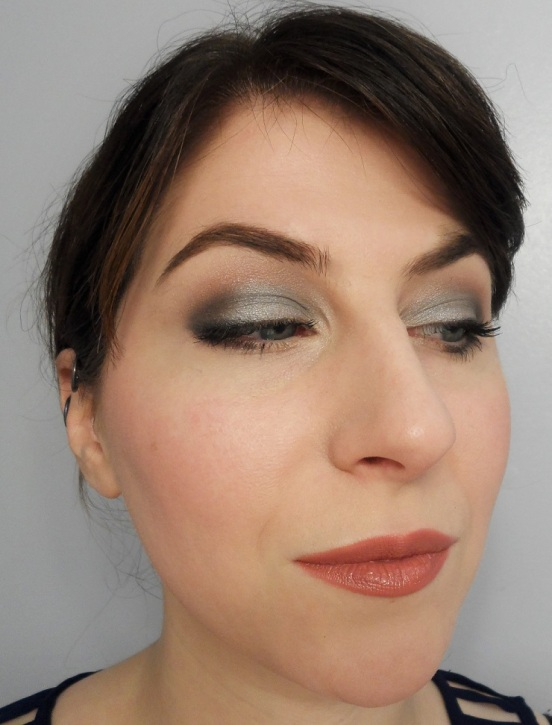 MORPHE BRUSHES 35W palette silver look