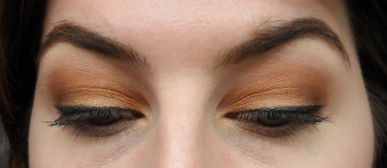 MORPHE BRUSHES 35W palette warm look