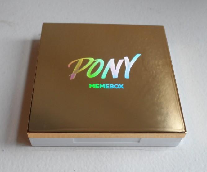 pony 3 holographic compact