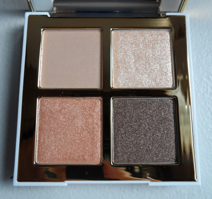 pony 3 brown bloom eyeshadow quad  shades