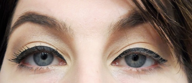 covergirl super sizer mascara before and after