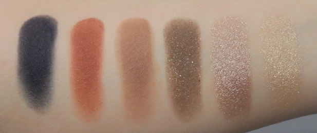 colourpop forever freshman super shock eyeshadow swatches
